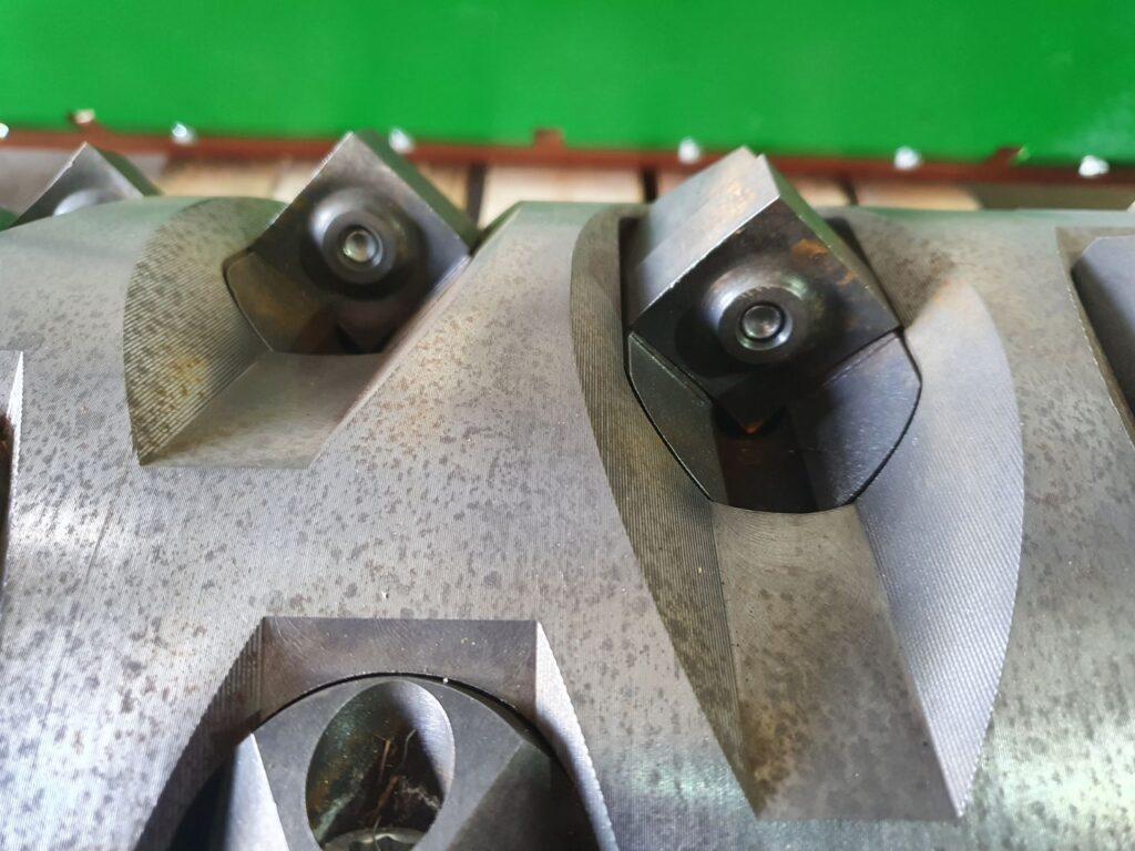 TIGER single-rotor shredder